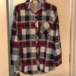 Tops - Nwot button up blouse